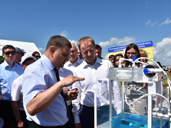 Ректор АлтГТУ: «Каждый представленный проект на форуме «День Сибирского поля» имеет производственный и потребительский потенциал»