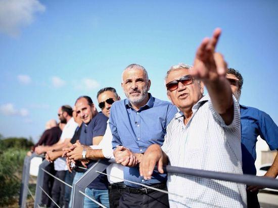 """Моше Кахлон: """"Нельзя привыкать к происходящему в окрестностях Газы"""""""