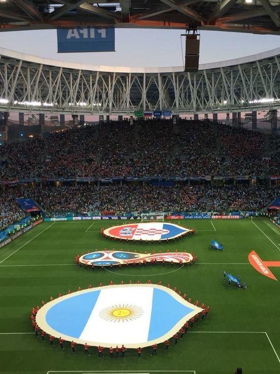 ЧМ-2018: Аргентина и Месси почти потеряли шансы выйти в плей-офф