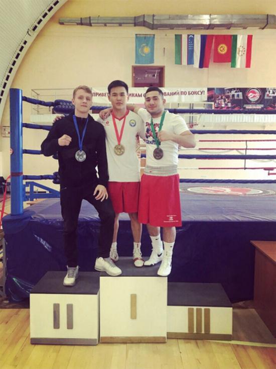 Боксер из Тамбова завоевал бронзовую медаль на международном турнире