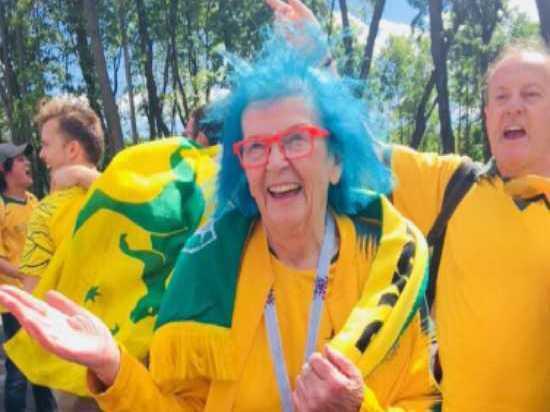 На «Самара Арене» сегодня сразятся сборные Дании и Австралии