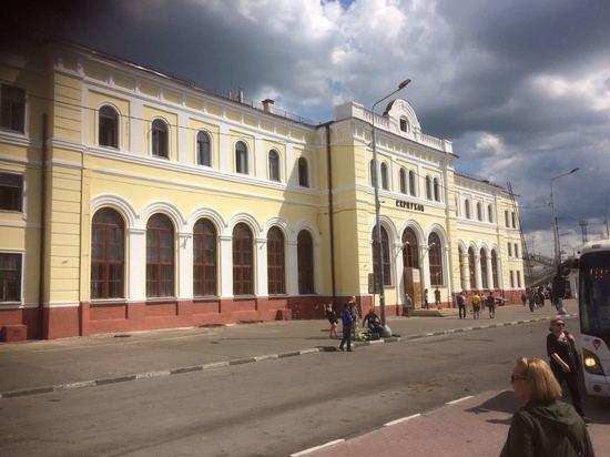 Вокзал станции