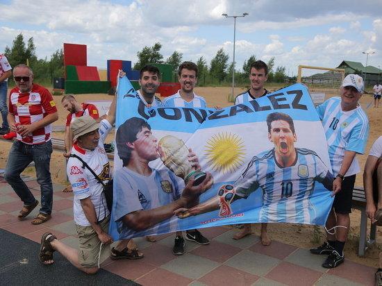 Болельщикам Аргентины и Хорватии сдали номер в несуществующем отеле