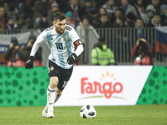 Хорватия разгромила Аргентину в матче ЧМ-2018: онлайн-трансляция