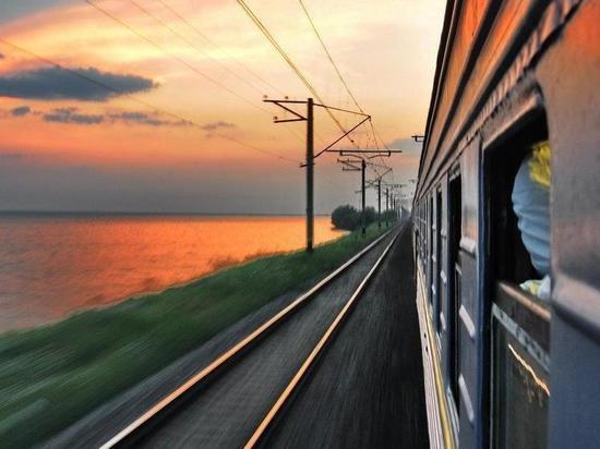 Назначен дополнительный поезд из Ульяновска в Анапу