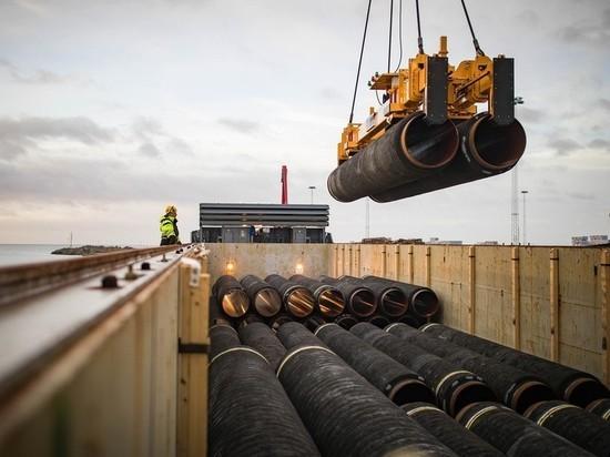 На Украине решили смириться с газопроводом «Северный поток-2»