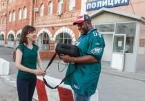 Волгоградцы помогли журналисту из Нигерии найти потерянную сумку