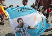 Научивший русскую девушку нескольким фразам на испанском языке аргентинец лишен права посещать футбольные матчи чемпионата мира