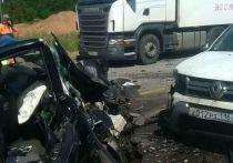 В Татарстане на трассе М-7 в ДТП с участием четырех авто пострадали три человека