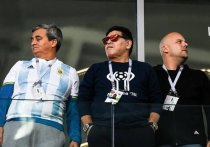Слезы Марадоны: чего не хватило Аргентине на чемпионате мира в России