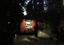 В шаге от трагедии: квартира пятиэтажки сгорела в Калуге