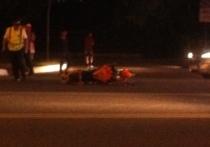 В Саранске в аварии погиб мотоциклист