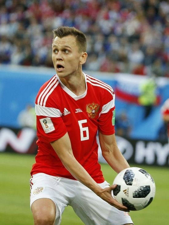 Американское агентство призвало проверить российских футболистов на допинг