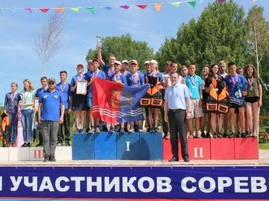 «Костромские тигры» отличились в соревнованиях юных спасателей