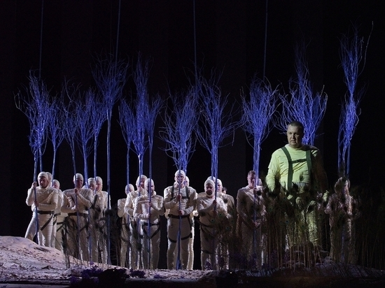Верди без головы: Кама Гинкас дебютировал в опере