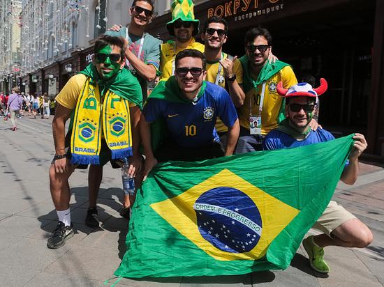 Бразильцы обыграли Коста-Рику со счетом 2:0