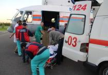 В Казань на спецвертолете доставили пострадавших во время взрыва в Заинске