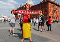 Бельгия-Тунис: россияне помогали Азару забивать