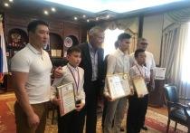 В Калмыкии появляются династии спортсменов