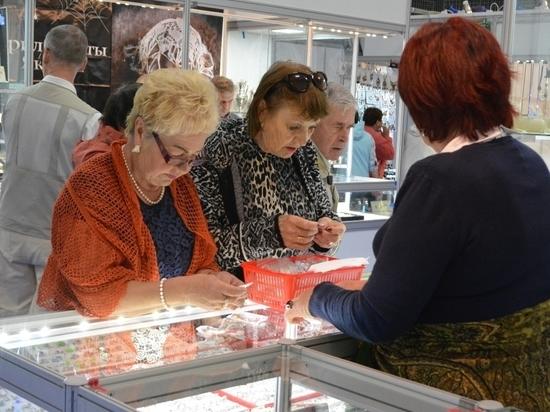 Выставку «Золотое кольцо России» посетило уже более 6 тысяч человек