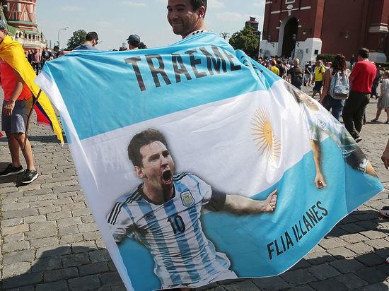 Россию попросили депортировать аргентинских фанатов, избивших хорвата на стадионе