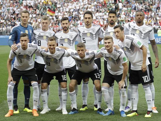 Германия - Швеция: онлайн-трансляция матча ЧМ-2018 по футболу
