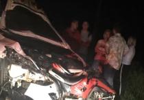 В ДТП с квадроциклом один подросток погиб, другой ранен