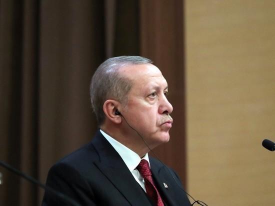Эрдоган объявил себя победителем на выборах президента Турции