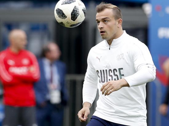 Албанские футболисты-провокаторы из сборной Швейцарии вызвали гнев своих болельщиков
