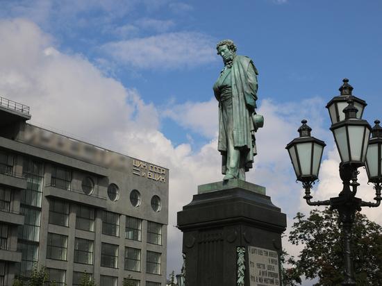 Бездомная немка потребовала выяснить, насиловали ли её у памятника Пушкину
