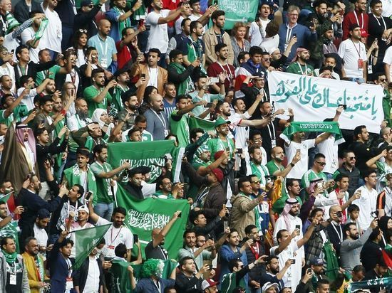 Саудовская Аравия обыграла Египет на ЧМ-2018 по футболу: онлайн-трансляция