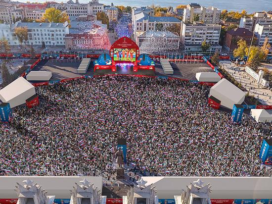 Стала известна программа Фестиваля болельщиков ЧМ-2018 в Самаре на 25 июня