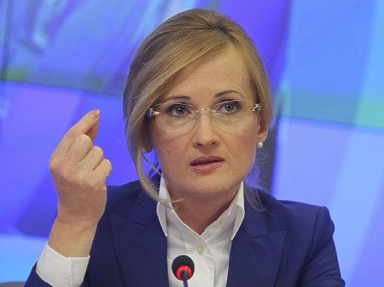 Яровая ответила на заявления Литвы о