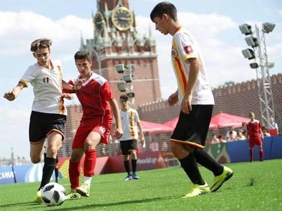 Футболисты «НОВАТЭКа» выиграли матч с итальянцами
