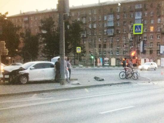 Болельщик из Мексики пострадал в ДТП на Ленинском проспекте