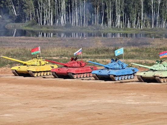 Российский генерал раскритиковал танковый биатлон НАТО