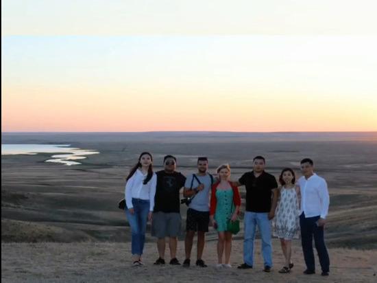 Фрилансер из Австралии путешествовал по Калмыкии