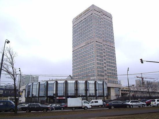 Здание РАО ЕЭС России в Москве
