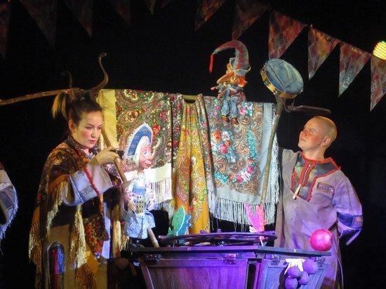 В Ульяновске умерла бывший главный режиссер театра кукол Людмила Гаврилова