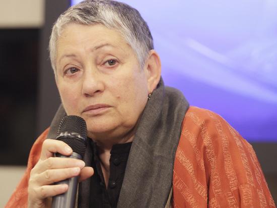 Писательница Людмила Улицкая заявила об отсталости и агрессии россиян