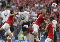 Дания - Франция: болельщики освистали самую дорогую сборную мира