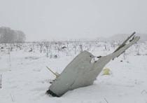 Ошибка пилота: СК подтвердил причину крушения Ан-148