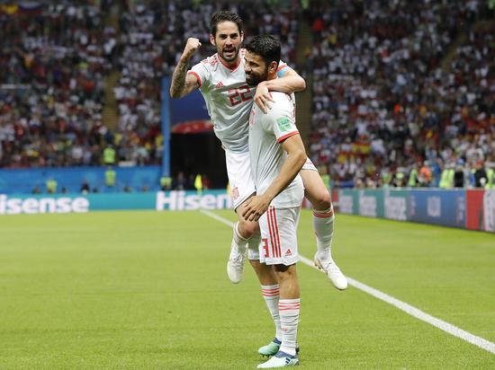 Сборная России против сборной Испании: прогноз на 1/8 финала