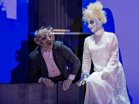 В Театре кукол Карелии готовят премьеру взрослого спектакля - без кукол
