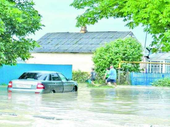 Кубань от наводнений  не защищена