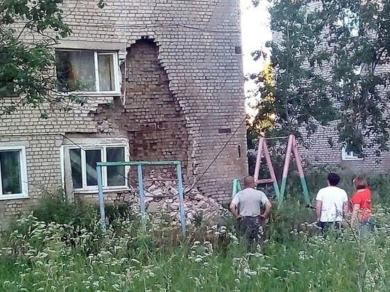 Семьи из пострадавшего дома в Мантурово расселят