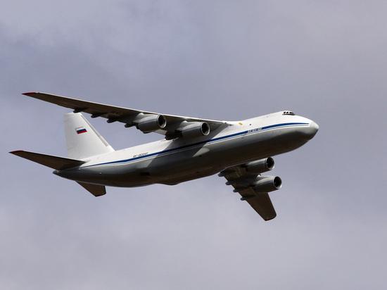 ОАК опровергла публикации о разработке самолета на замену «Руслана»