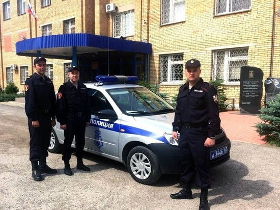 В Тольятти сотрудники Росгвардии спасли при пожаре семью