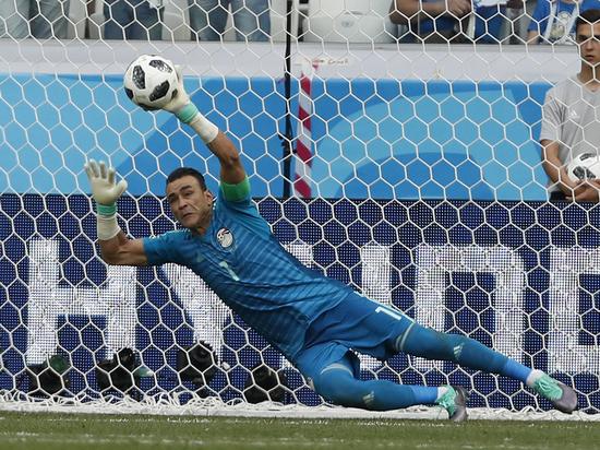 Эксперты оценили рекорд 50-летнего вратаря сборной Египта
