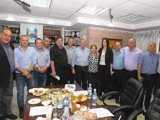 Новости Израиля: В Галилее будет создана новая промзона